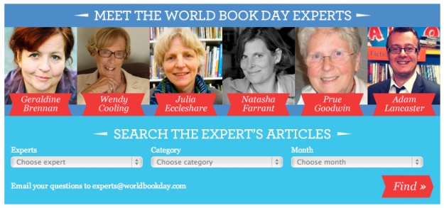 World Book Day experts