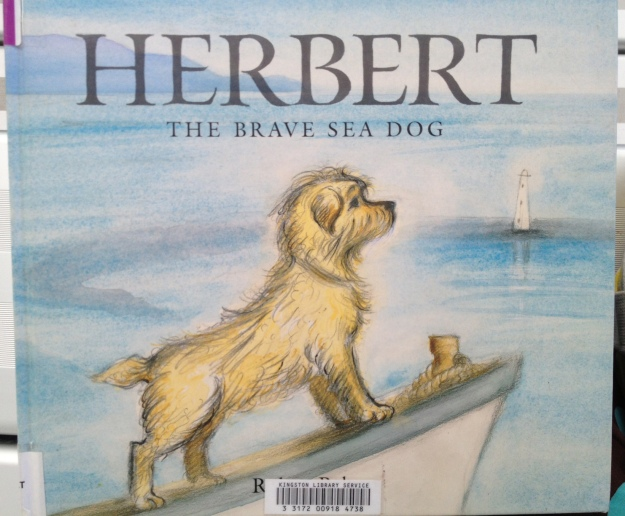 Herbert the brave sea dog