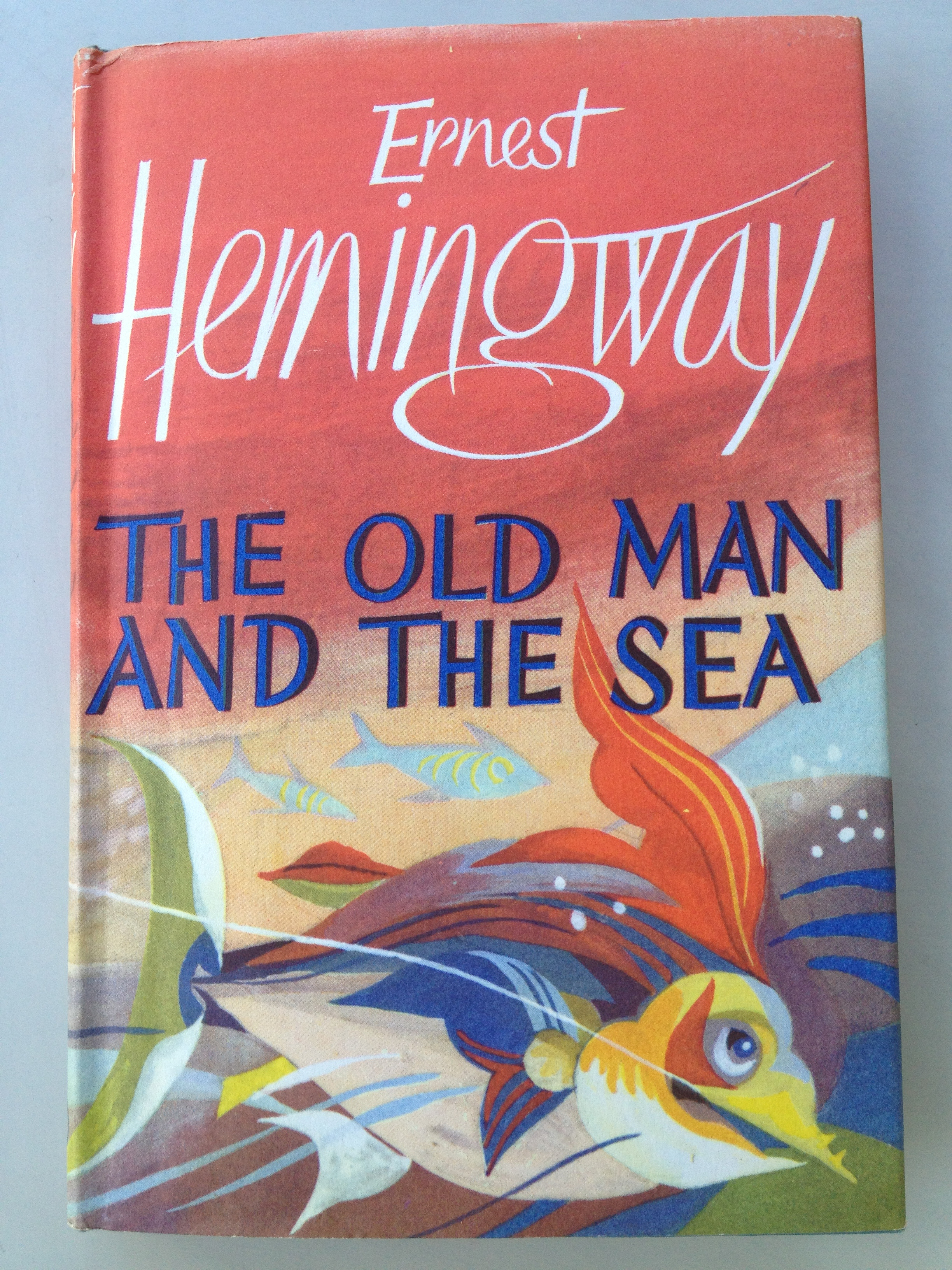 an analysis of perseverance in the old man and the sea by ernest hemingway Essays - largest database of quality sample essays and research papers on old man and the sea perseverance an analysis of ernest hemingway's the old man and the sea.