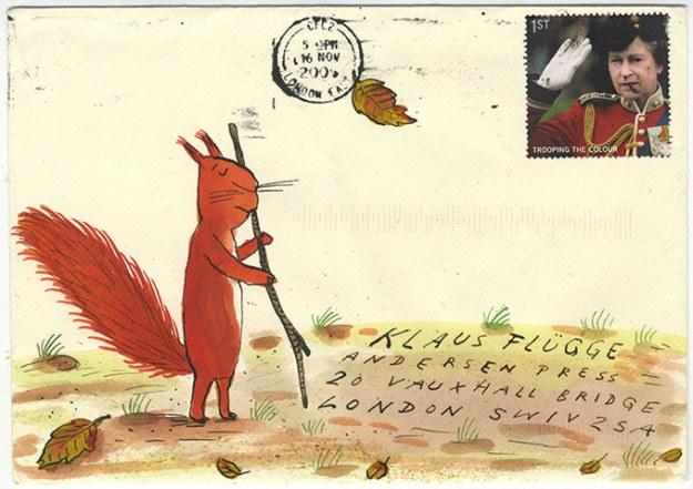Exel Sheffler envelope