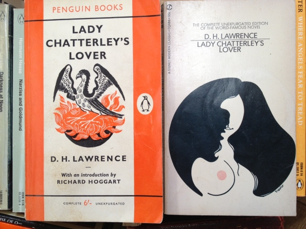 Lady Chatterley unmatching pair
