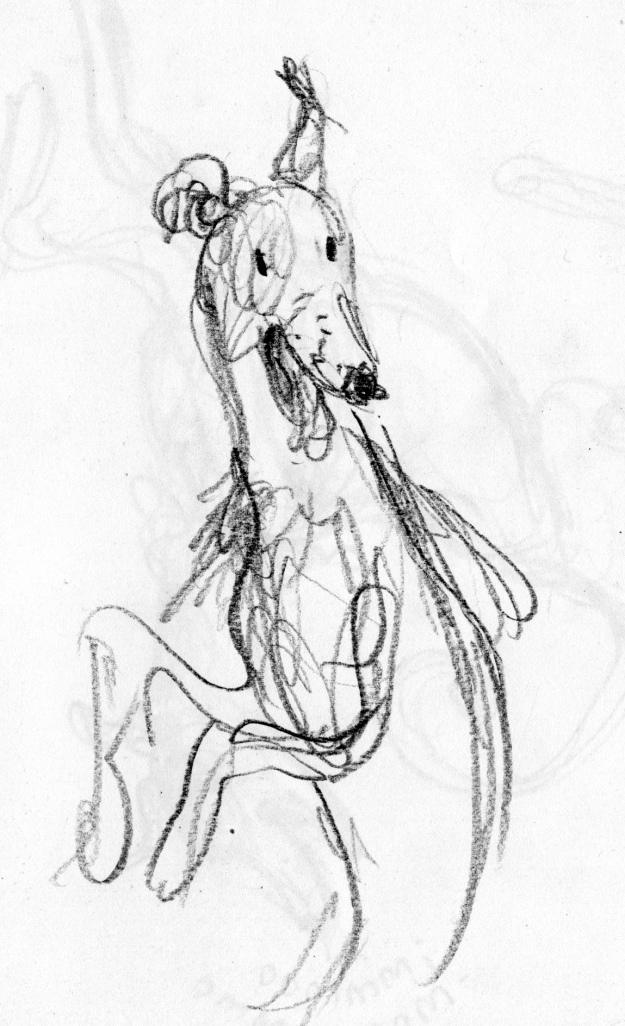 dance hands lucy re-draw 1