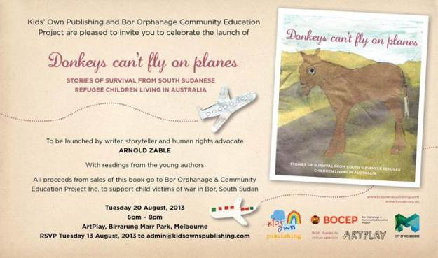 Click the invitation to go to KidsOwnPublishing web site to read more