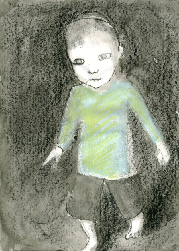 monotype blue boy lores