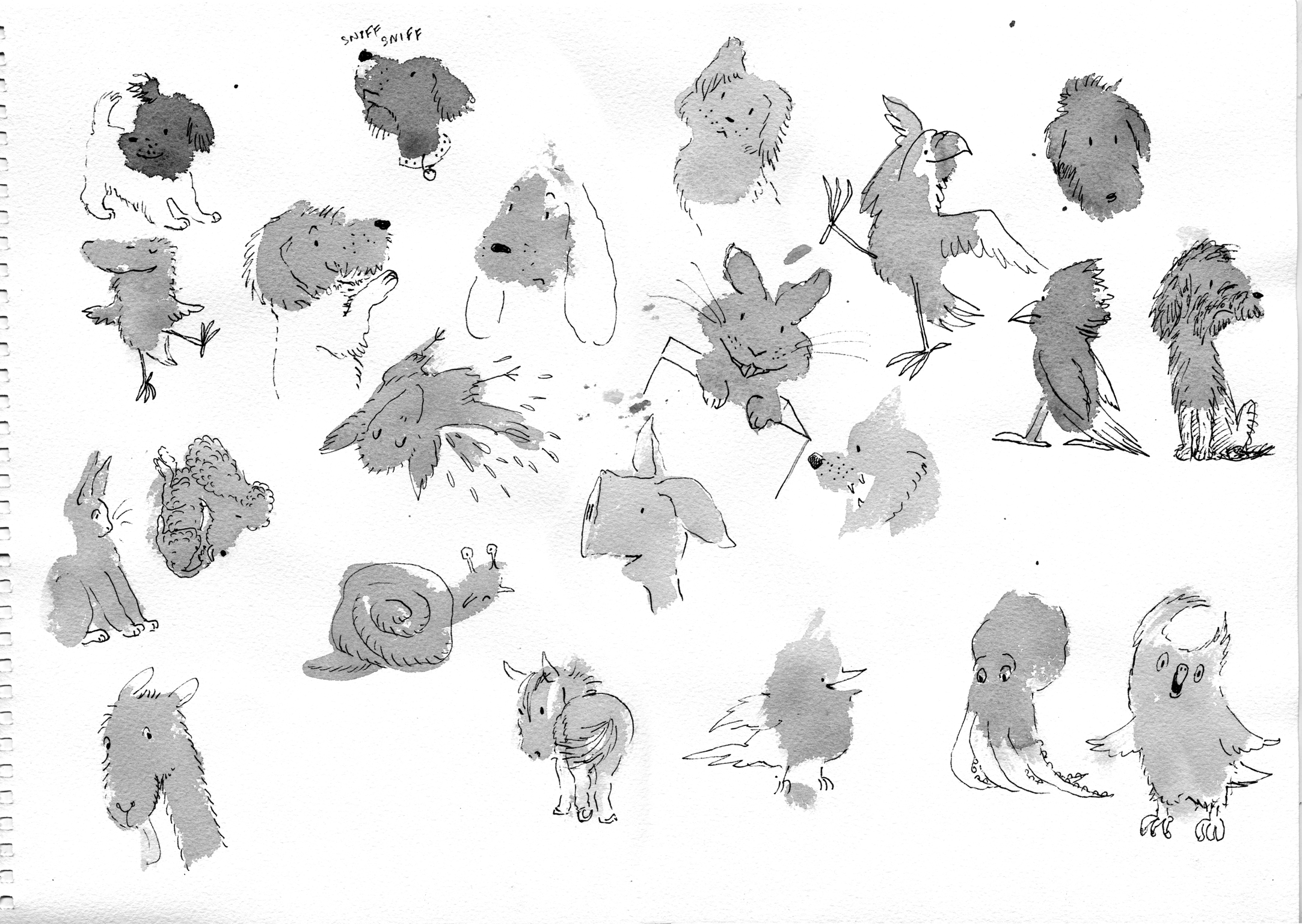 blobs from drama lesson comp levels lores