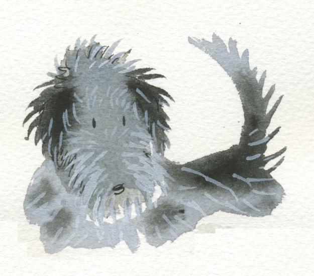wirey mutt