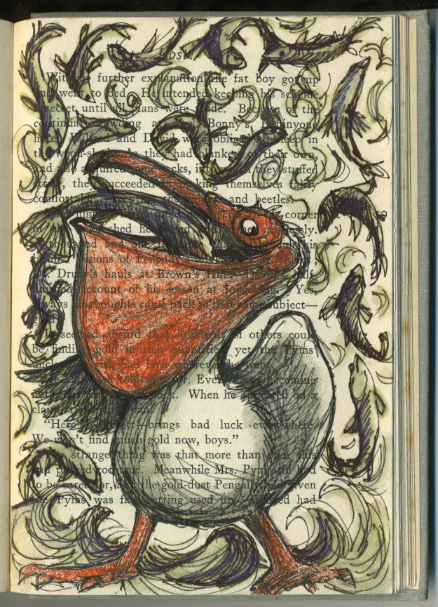FEAST pelican lores