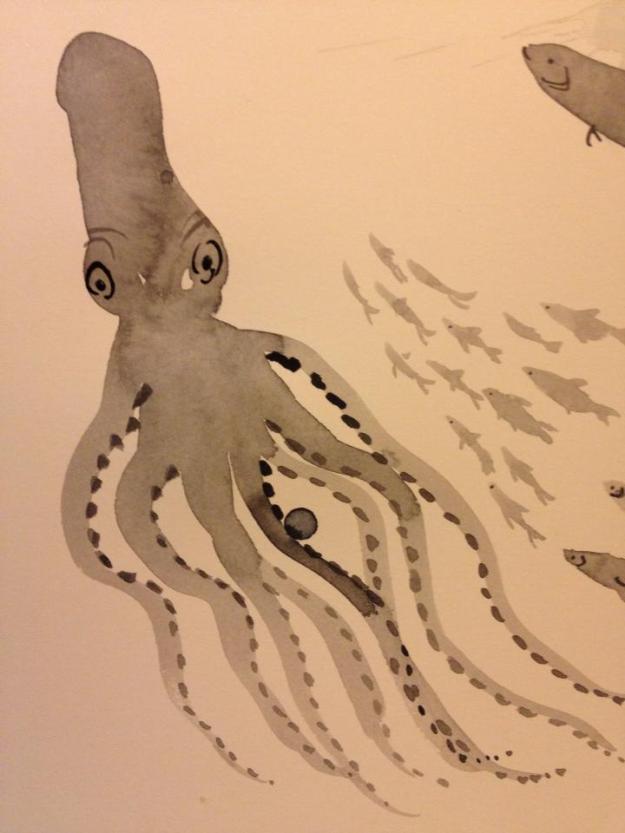 inky octo