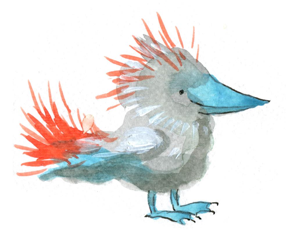 feather blob 1 judywatsonart lores