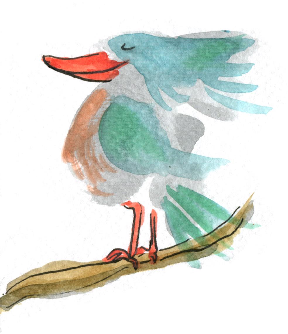 feather blob 2 judywatsonart lores