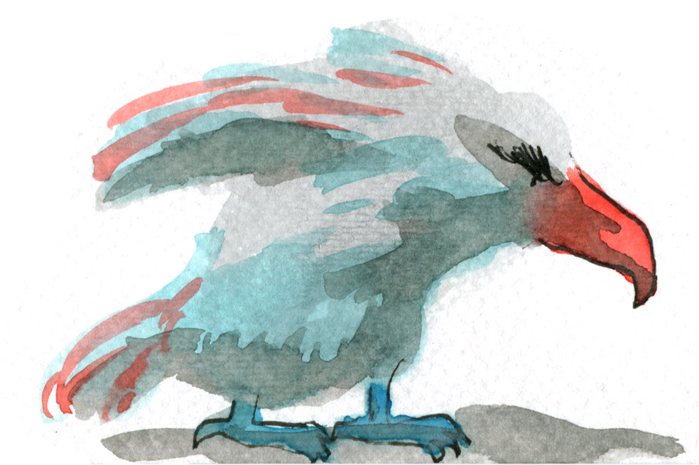 feather blob 4 judywatsonart lores