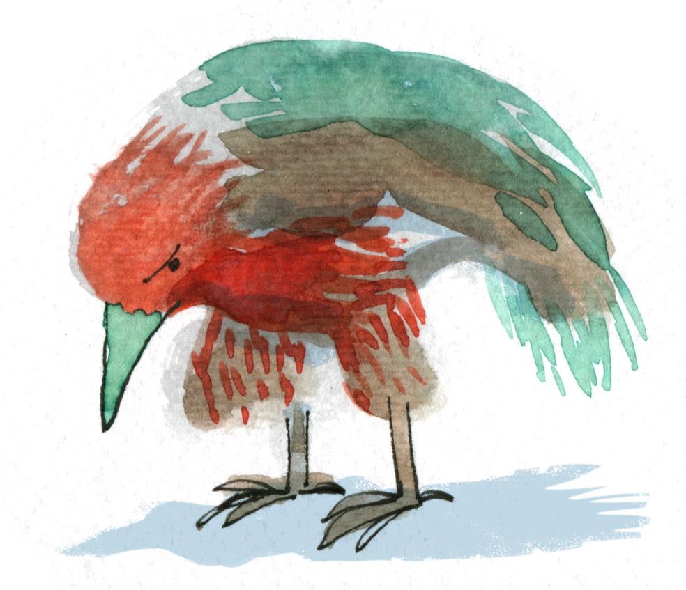 feather blob 5 judywatsonart lores