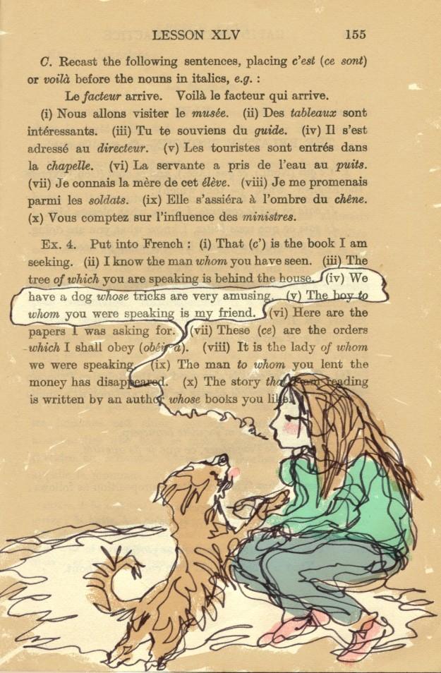 the amusing dog judywatsonart lores