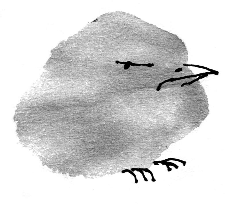bad tempered chick judywatsonart lores