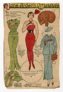 Jane ARden wardrobe