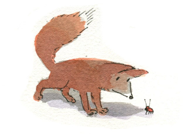 foxy judywatsonart lores