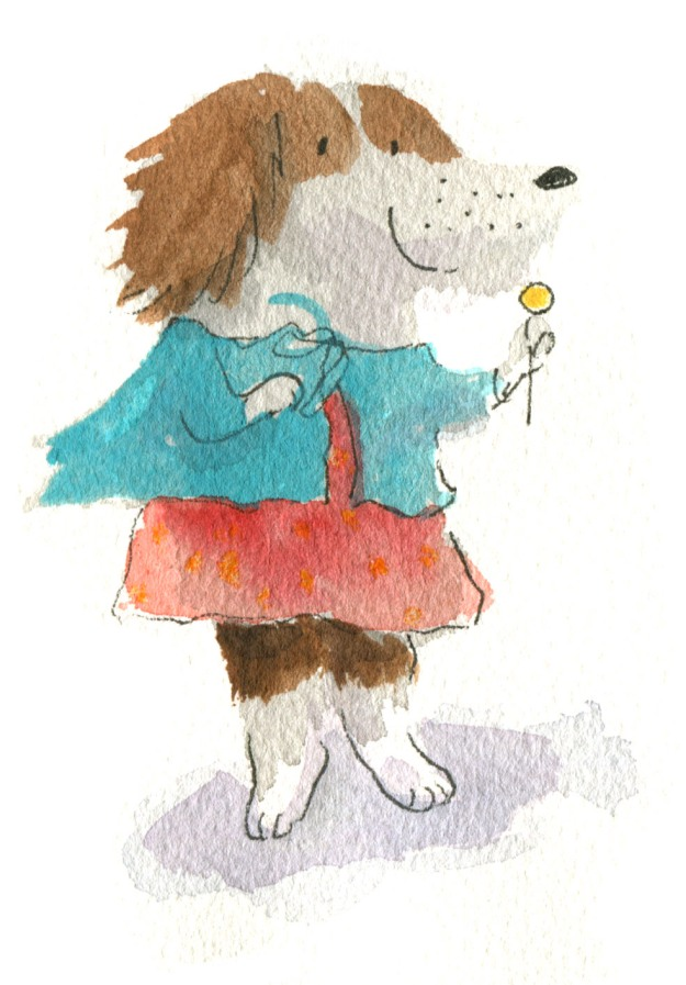 girly dog judywatsonart lores