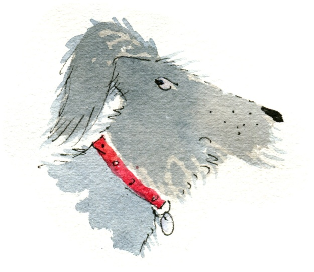 Inspector Dog judywatsonart lores