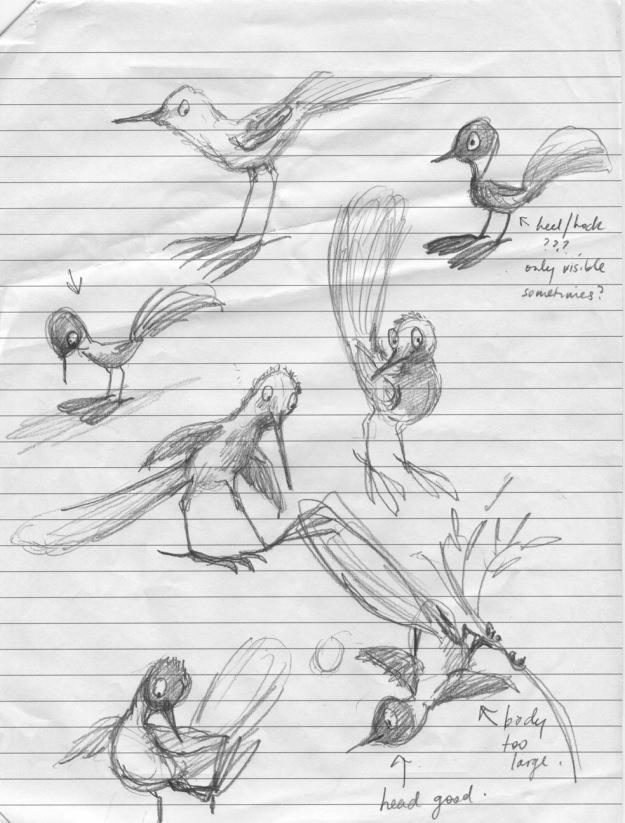 Leonard doodles2 judywatsonart lores