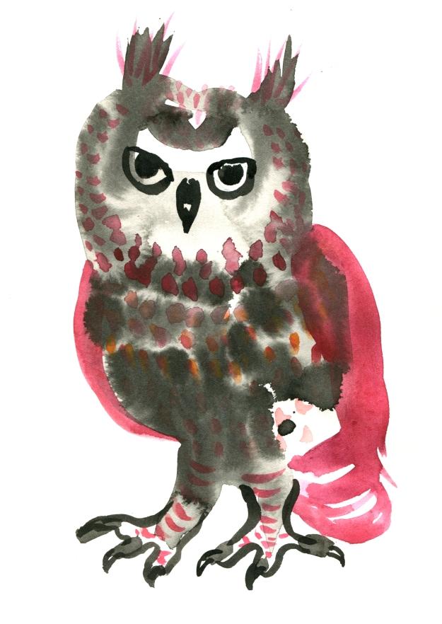 owl patterned judywatsonart lores