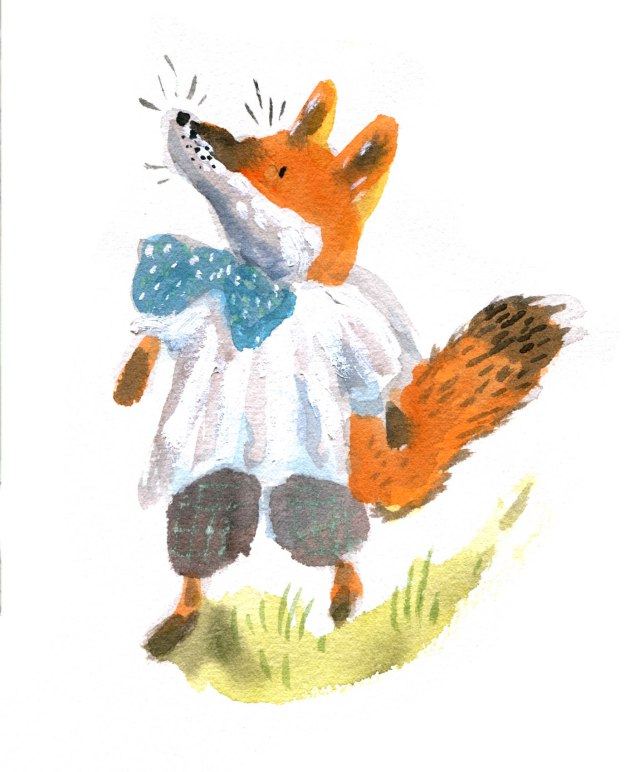 fox cub judywatsonart lores