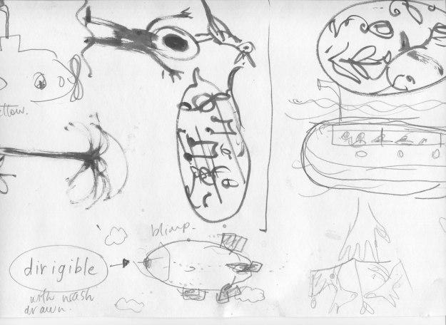 Ann's delightful doodles