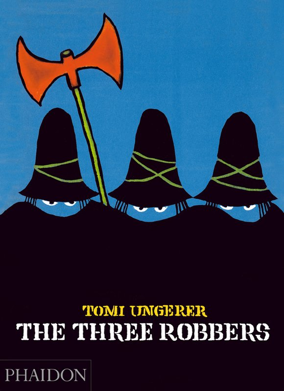 At the end of the book, the three robbers build an orphanage with domes the same shape as their hats.