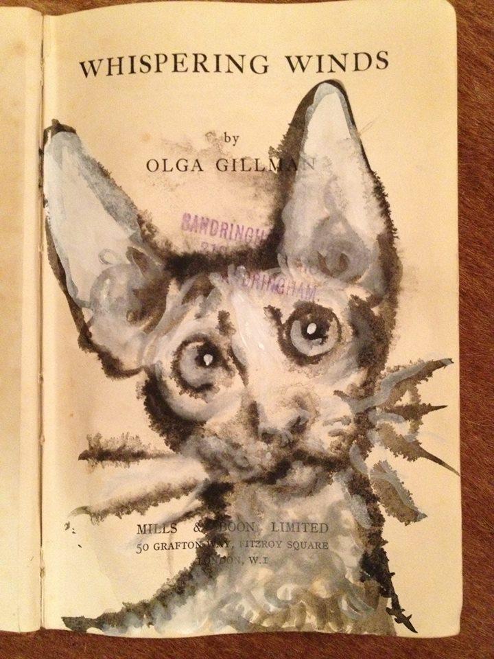 Cornish Soliloquy cat